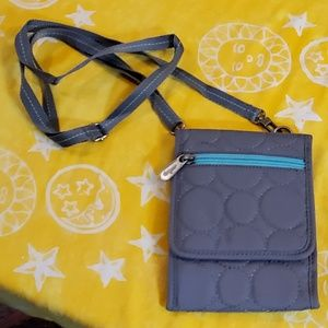 Thirty One Crossbody Wallet